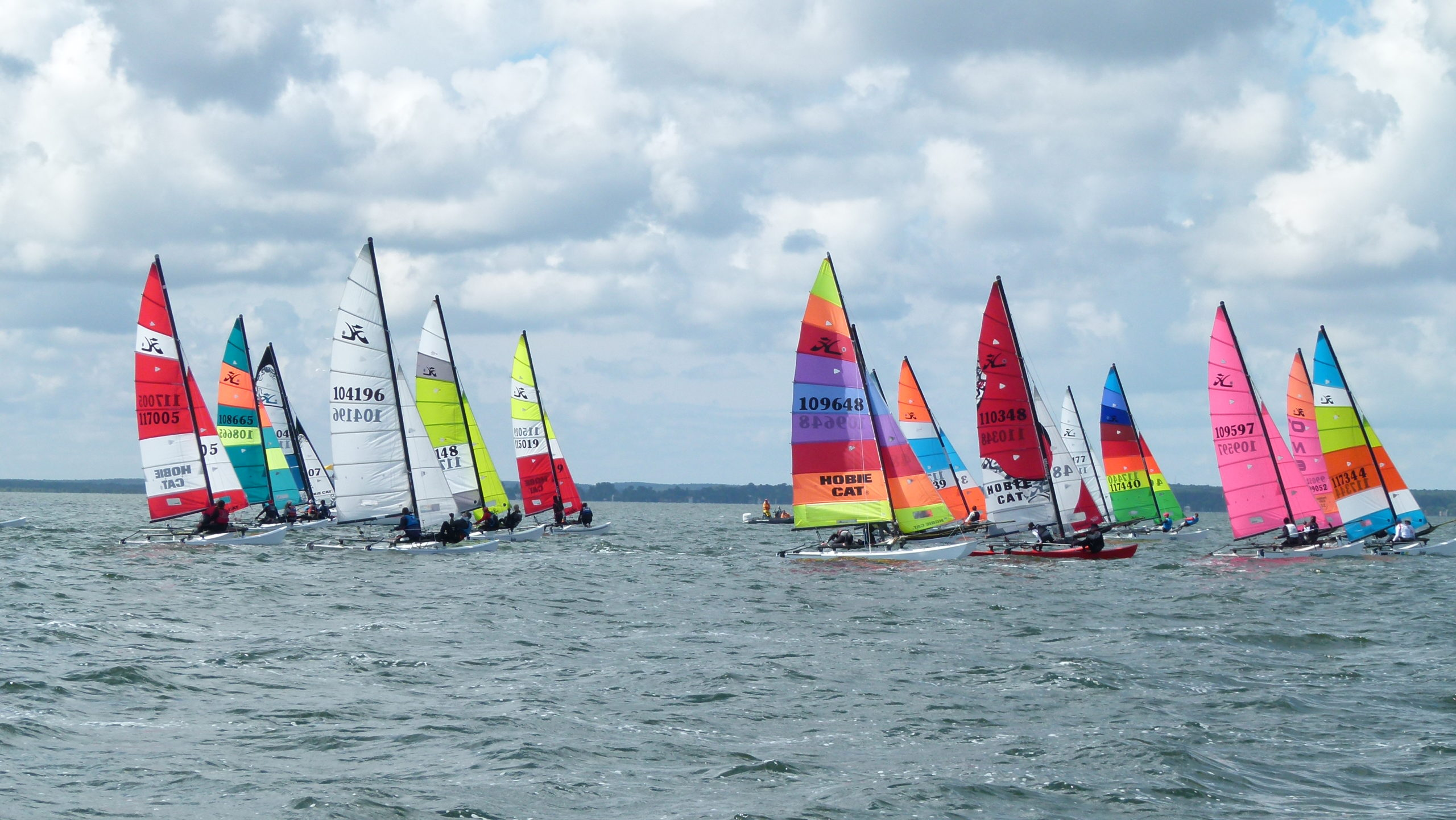 National Hobie Cat 2019 Maubuisson